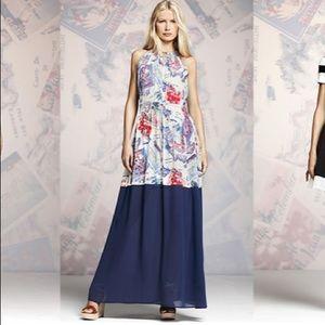 Peter Som for Designation Maxi Dress